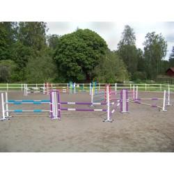 Complete jump sets
