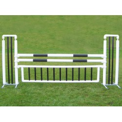 Hanging gate fence
