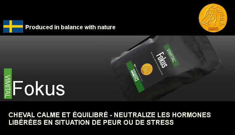 Cheval / Supp alimentaires