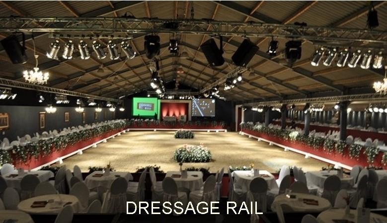 Dressyr arena